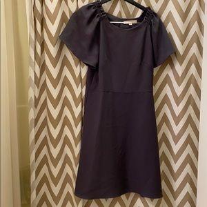 Loft grey dress size 6